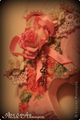 Винтажная ключница. фото 3