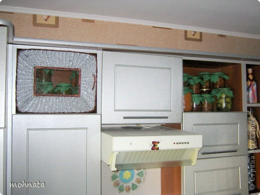 Всем привет!!! Это моя уже обновлённая кухня! фото 2