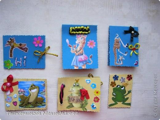 Вот они мои АТС))) жираффки и лягуффки фото 1