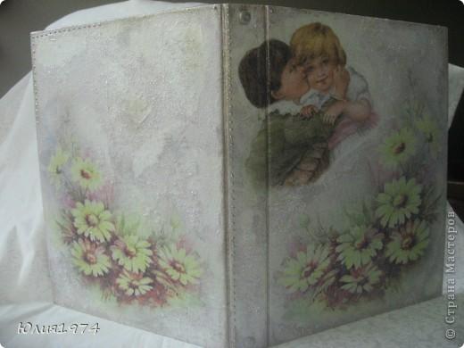 Получился в нежных пастельных тонах. фото 1
