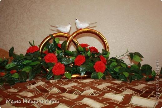 Вот так мы украсили свадебный зал. фото 3