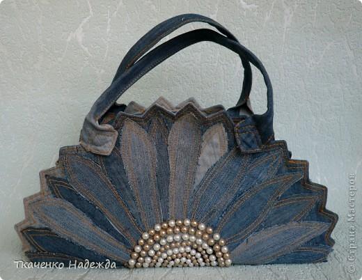 Сшила сумочку на лето. фото 1