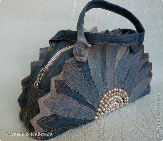 Сшила сумочку на лето. фото 2
