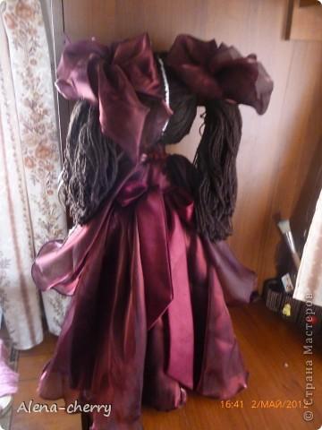 Кукла  Виолетта фото 3