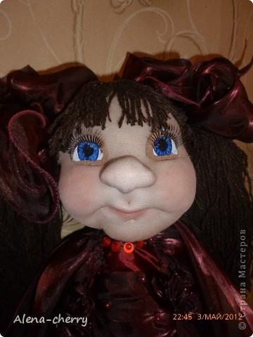 Кукла  Виолетта фото 2