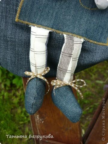 """Сумка """"джинса"""" фото 7"""