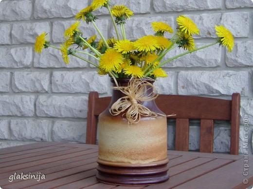 тарелочка Утренний кофе( салфетка,2х шаговый кракелюр.зерна кофе) фото 5