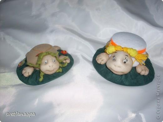 Игольницы-черепашки  и не только по МК Ликмы фото 2