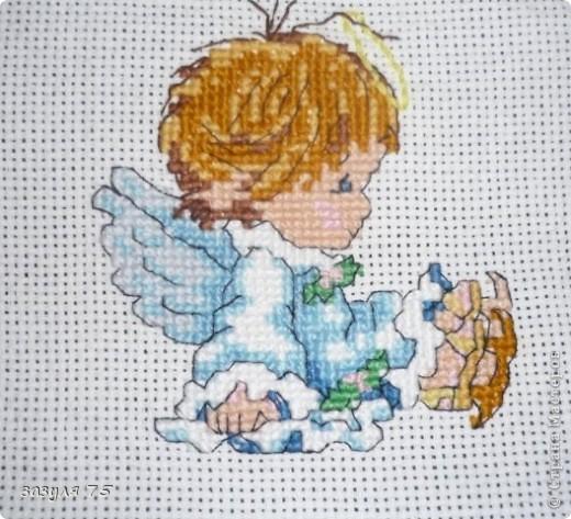 Мой любимый ангелочек. фото 8