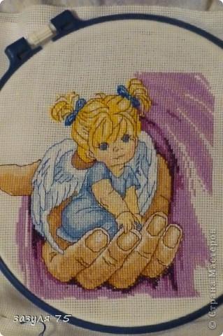 Мой любимый ангелочек. фото 6