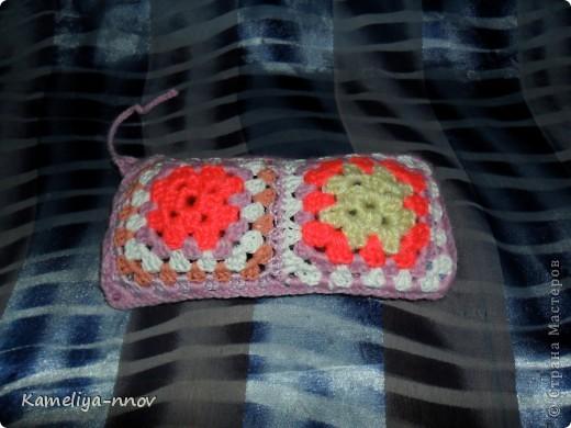 Радужный чехольчик для сотового телефона фото 2