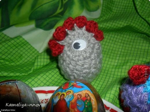 Пасхальные цыплята (комплект) фото 4
