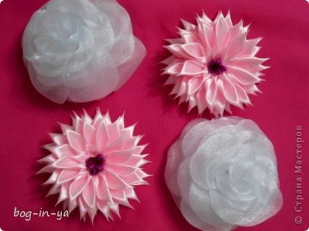 Резиночки для волос и ободок фото 1