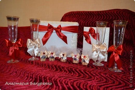 Мой первый свадебный набор. фото 1