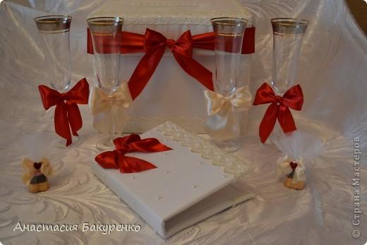 Мой первый свадебный набор. фото 4