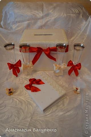 Мой первый свадебный набор. фото 5