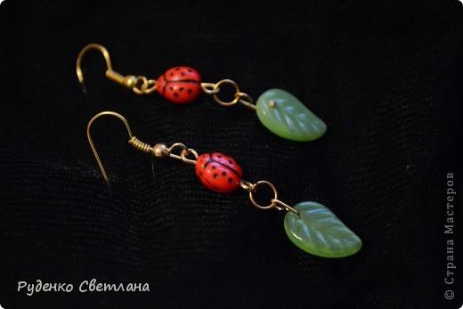 Мои работы (бусины,камни, бисер, и т.п.) фото 6