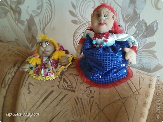 мои первые кукляшки фото 1