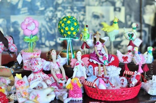 Вот как обещала отчет о выставке ,напомню выставка проходила в городе Санкт-Петербурге 19-20 мая . В выставке -продаже принемали участие 50 мастеров разного профеля.  фото 17
