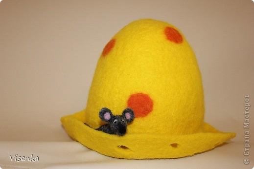 Сырная шапка фото 1