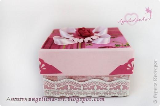коробочка для украшений фото 2