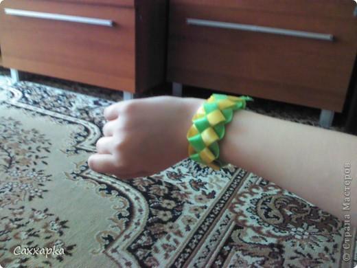 Мои браслетики. Некоторые делала девочкам одноклассницам! фото 6