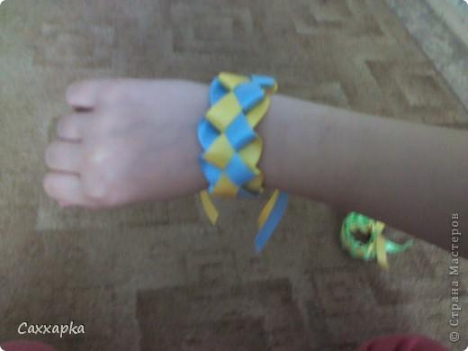 Мои браслетики. Некоторые делала девочкам одноклассницам! фото 7