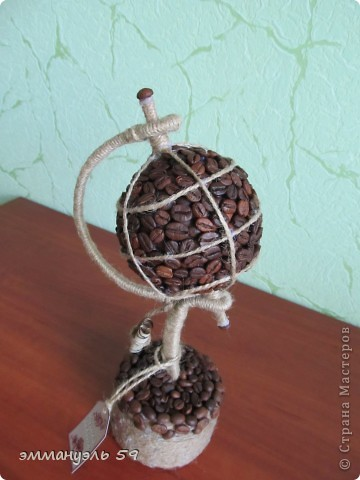 Представляю вам дорогие мастерицы мои очередные кофеюшки, уж очень мне нравится работать с кофе, поэтому и не могу остановиться. фото 5