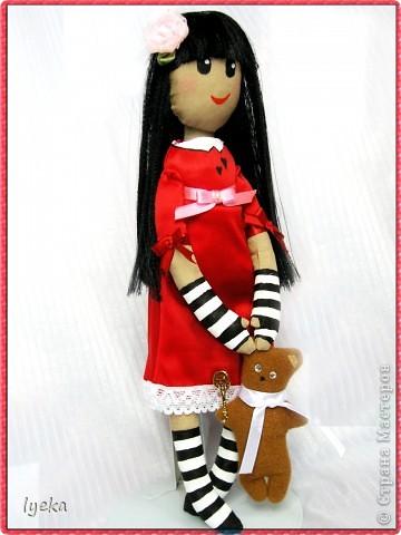 Куколка по мотивам Вулкотт  фото 1