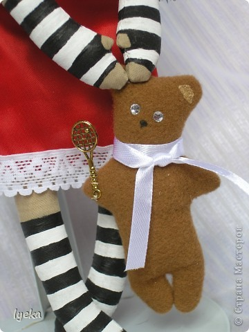 Куколка по мотивам Вулкотт  фото 2