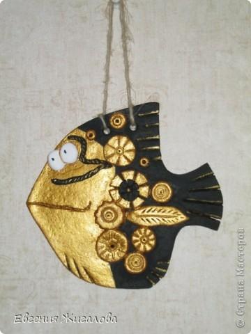Первая рыбка (повторюшка:) фото 1