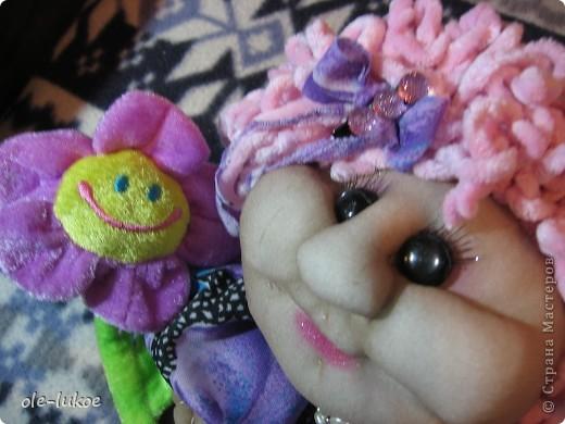Моя первая кукла попик... фото 3