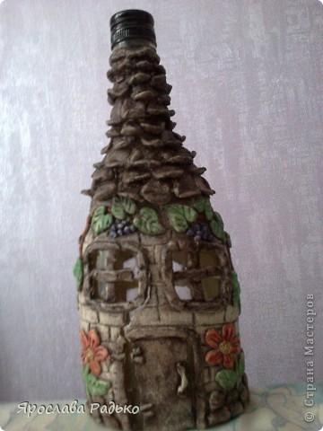 Колекция разностильных бутылок 1-я партия фото 2