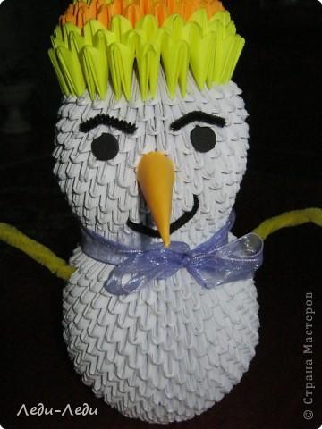 Снеговичечик фото 1