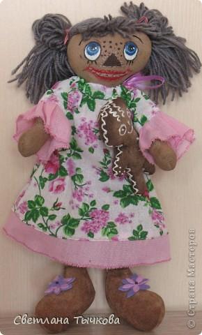 Куколки по мотивам Реггеди Энн. фото 2