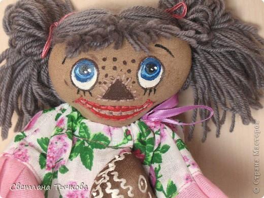 Куколки по мотивам Реггеди Энн. фото 3