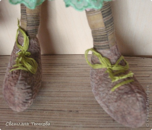 Куколки по мотивам Реггеди Энн. фото 6