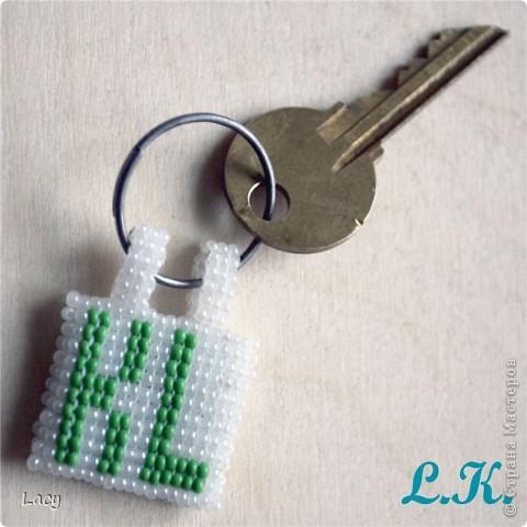 Именной брелок для ключа(для себя) фото 1
