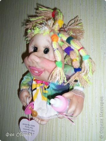 куклеша ребенок фото 3