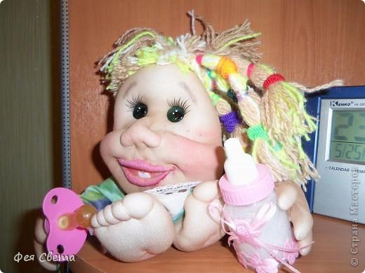 куклеша ребенок фото 1