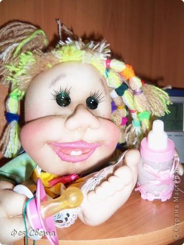 куклеша ребенок фото 2