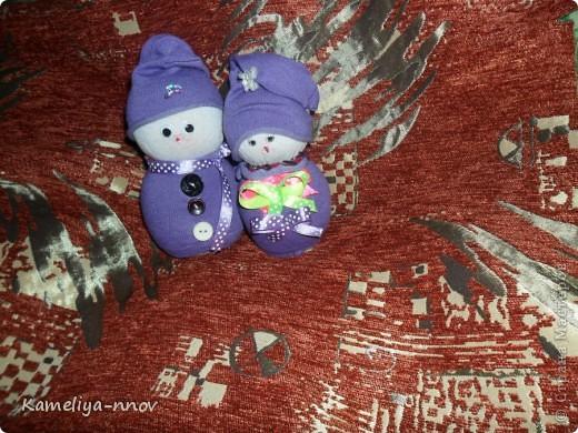 Снеговики фото 2