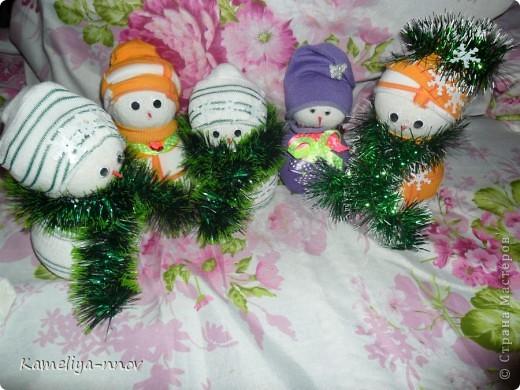 Банда  снеговиков фото 1