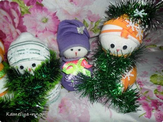 Банда  снеговиков фото 2