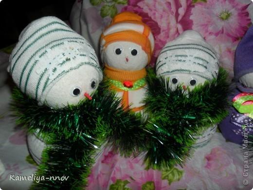 Банда  снеговиков фото 3