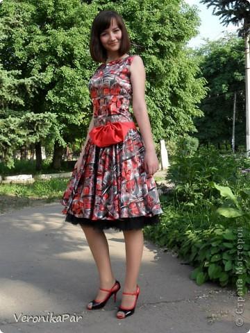 Платье для выпускного бала фото 1