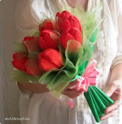 Розы для заведующей садика фото 2