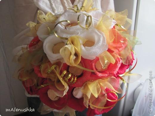 Розы для заведующей садика фото 1