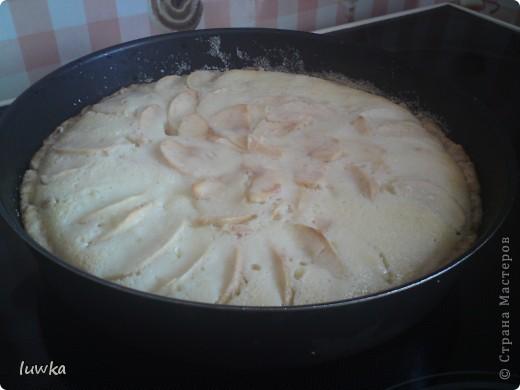 """Очень простой, но вкусный пирог. Говорят, что его назвали """"Цветаевским"""", т.к. М.Цветаева очень любила угощать своих гостей этим пирогом. Рецепт взяла отсюда http://zakupka.tv/recipe_view_id486  Ингредиенты     Лимонный сок: 1 ст. ложка     Яблоки: 2 шт     Яйцо куриное столовое: 1 шт     Масло сливочное: 150 гр     Сода: 1 чайная ложка     Уксус столовый (9%): 1 ст. ложка     Сахарный песок: по вкусу(1стакан)     Сметана (жирностью 20 %): 400 гр     Мука пшеничная высшего сорта : 200 гр  фото 9"""