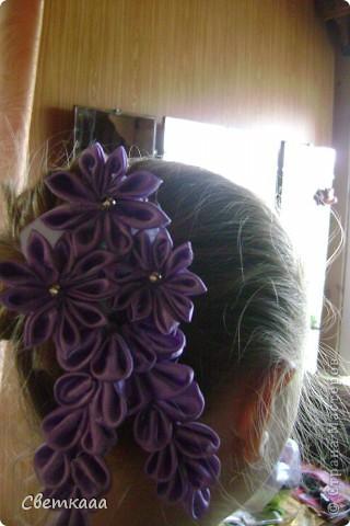 Вот такую шпильку-канзашку я сделала))) фото 2